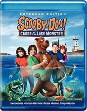 Scooby Doo Curse of The Lake Monster 0883929136797 Blu-ray