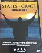 States of Grace God's Army 2 Lds Mormon Movie  (DVD, 2006)