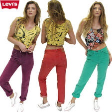 LEVIS 501 JEANS  MOM/BOYFRIEND ULTIMATE OVER DYE HIGH WAISTED 28 in. to 40 in.
