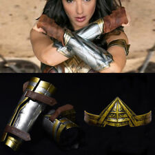3Pcs Halloween Colthes Cosplay Consume Set For Wonder Woman Diana Cos From