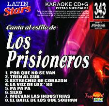 Karaoke Latin Stars 343 Los Prisioneros Vol.1