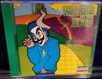 Violent J of Insane Clown Posse - Wizard of the Hood CD SEALED twiztid abk icp