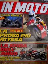 In Moto 4 1995 Special: una Harley monobraccio. Kawasaki ZX 6R vs Honda CBR Q98]