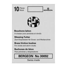 CLOCK BUSH BUSHES INSIDE 0.8mm OUTSIDE 2.5mm BERGEON 7
