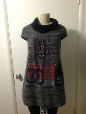 Print Shift Tunic Dress, size M