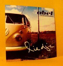 Cardsleeve single CD Abel & Daniël Lohues Liedje 2 TR 2001 Dutch Pop Rock