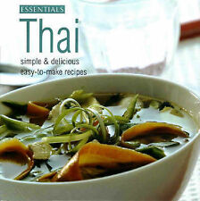 Thai (Essentials Cookery), Unnamed, Very Good Book
