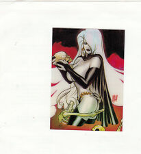 Lady Death-1994-Chromium Card-Chase Card No  3-[Lot 13]-Cards