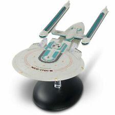 More details for  star trek eaglemoss xl issue uss enterprise b ship & magazine