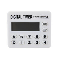 Kitchen Home Cooking Digital Count Down Up Timer Alarm Kitchen Timers Cookware