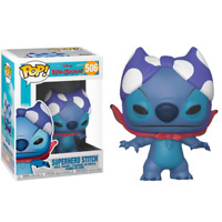 Superhero Stitch Lilo & Stitch Funko Pop Vinyl New in Box