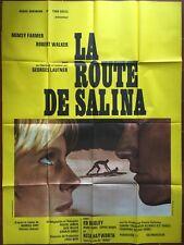 Affiche SUR LA ROUTE DE Salina Road to Salina MIMSY FARMER Lautner 120x160cm