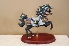 Lenox Halloween Carousel Horse NIB with COA