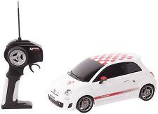 Mondo Motors - 63026 Auto radiocomandata, Nuova Fiat Abarth, scala 1:14.