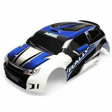 Traxxas LaTrax 1/18 Rally Body with Decals Blue TRA7514
