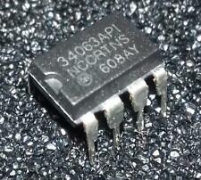 5pcs MC34063API 1.5 A, Step-Up/Down/ Inverting Switching Regulators DIP8