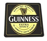 Guinness Extra Stout Bier Bierdeckel Untersetzer Coaster - Harfe Logo