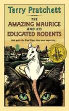 The Amazing Maurice And His Educated Rodents - Pratchett, Terry - New Paperback
