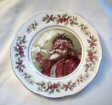 Old St Nicholas Bone China - Rosina Queens - Dessert or Salad Plate - England