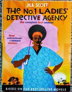 The No. 1 Ladies Detective Agency: The Complete First Season (DVD, 2009, 3-Disc