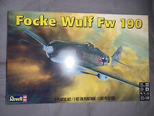Revell Focke Wulf Fw 190 1:48 scale aircraft model kit new 5271