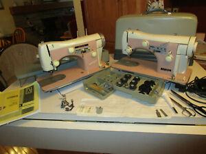 NECCHI SUPERNOVA ULTRA CHOICE ULTRA MARK II sewing machine case accessory RARE