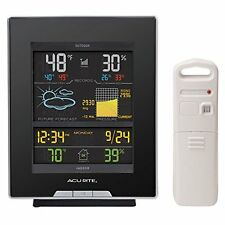 AcuRite Color Weather Station w/ Forecast Temp Humidity Barometric Pressure Inte
