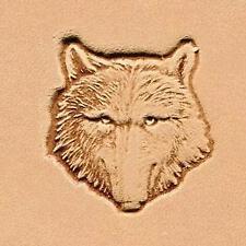 Prägestempel Wolfskopf