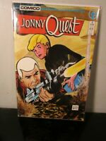 Jonny Quest #1 (Jun 1986, Comico) Doug Wildey, Steve Rude [Based on Cartoon]~
