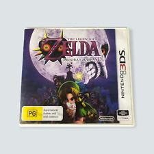 The Legend of Zelda: Majora's Mask 3D for the Nintendo 2DS/3DS - VGC/PAL/AUS 🐙