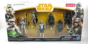 New Star Wars - Solo Movie 6 Pack Target Exclusive Mud Trooper 3.75 Army Builder