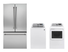 GE Washer and Dryer Package with 36