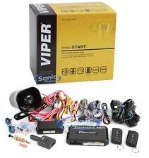 VIPER 5210V XPRESS START 2-WAY PAGING REMOTE START CAR ALARM W/ KEYLESS ENTRY