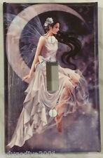 'New!' LARGER SIZE! New Moon Princess Fairy-Light Switch Cover-FREE Shipping
