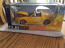 DUB City diecast 1/24 Jada 2002 Ford Mustang