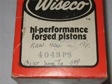 WISECO KAWASAKI - PISTON KIT - 400 OVERBORE TO 444 - 4043PS