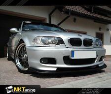 BMW E46 - Front bumper spoiler M Sport