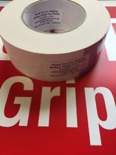 """DOUBLE SIDED PREMIUM ADVANCED GOLF GRIP TAPE 2"""" X 1296"""" 36 YARDS DOUBLE LAYERED"""