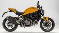 DUCATI MONSTER 821 WORKSHOP SERVICE REPAIR MANUAL ON CD 2014 - 2017 Dark, Stripe