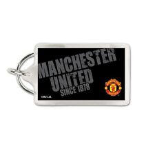 Soccer Manchester United FC Premium Acrylic Key Ring