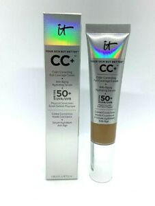 It Cosmetics Color Correcting Anti Aging Hydrating Serum - Rich - 1.08 oz - BNIB