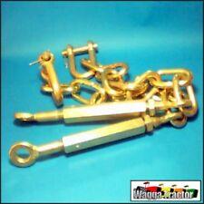 SCH0175 2x Adjustable Stabiliser Chains Massey Ferguson 35 Tractor & MF 135 240