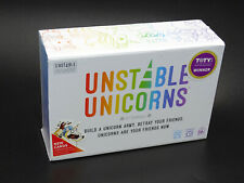 Teeturtle Unstable Unicorns Card Game 2nd Edition *Brand New Sealed*