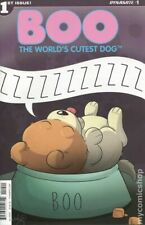 Boo the World's Cutest Dog 1A FN 2016 Stock Image