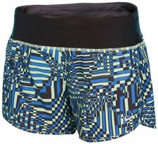 Women's Nike SW Rival Printed Running Shorts 825859 010 Size XL NWT