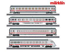 Märklin 40500 - S4 InterCity Wagenset inkl. Steuerwagen (4 tlg.) ++ NEU in OVP