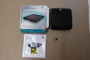 Logitech Wireless Touchpad with Multi Touch Navigation with Receiver Tested