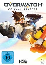 Overwatch - ORIGINS EDITION PC NUOVO + conf. orig.