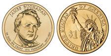 2010 D James Buchanan Presidential One Dollar Coin From U.S. Mint Money L@@K!