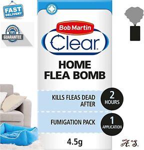Home Flea Bomb Fumigation 1 Pack Treatment For 36m3 Room Kills Fleas Mites Ticks